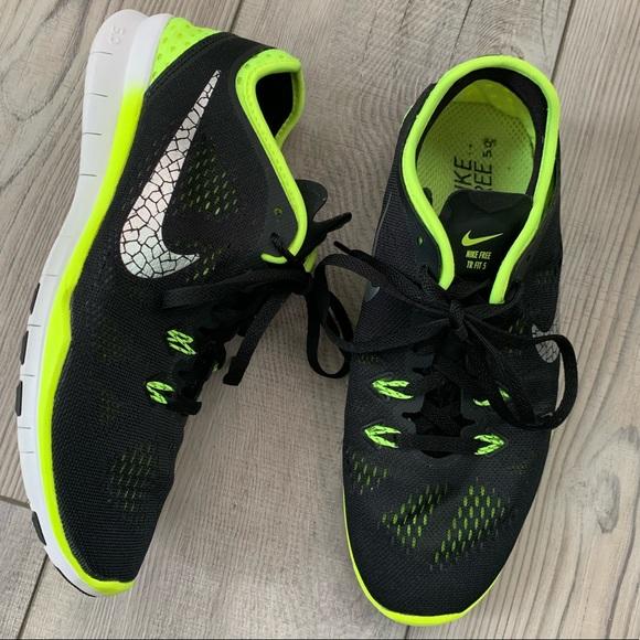 Nike Shoes - Nike Free 5.0 TR Fit 5 Train/run shoe LNC EUC